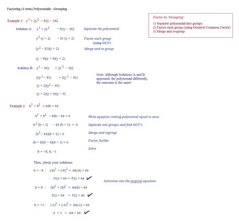 worksheet factoring quadratic trinomials part a free