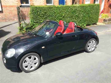 saab convertible 2016 2004 copen roadster black 49000 miles may 2016 mot car for