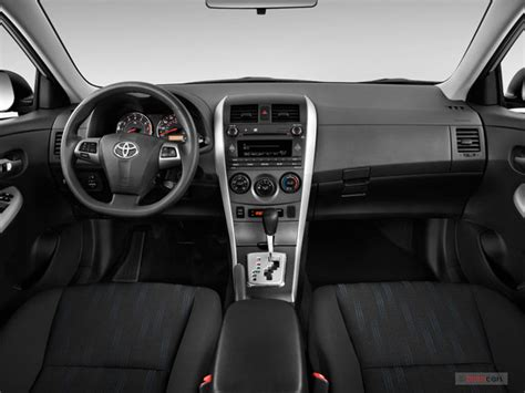 2012 Corolla Interior by 2012 Toyota Corolla Prices Reviews And Pictures U S