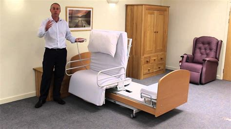 roto bed the rotoflex rotational bed from theraposture the original and best youtube