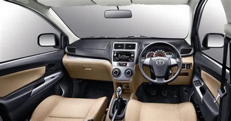 interior toyota grand new avanza tipe e g dan grand new veloz manual matic baru tahun 2016