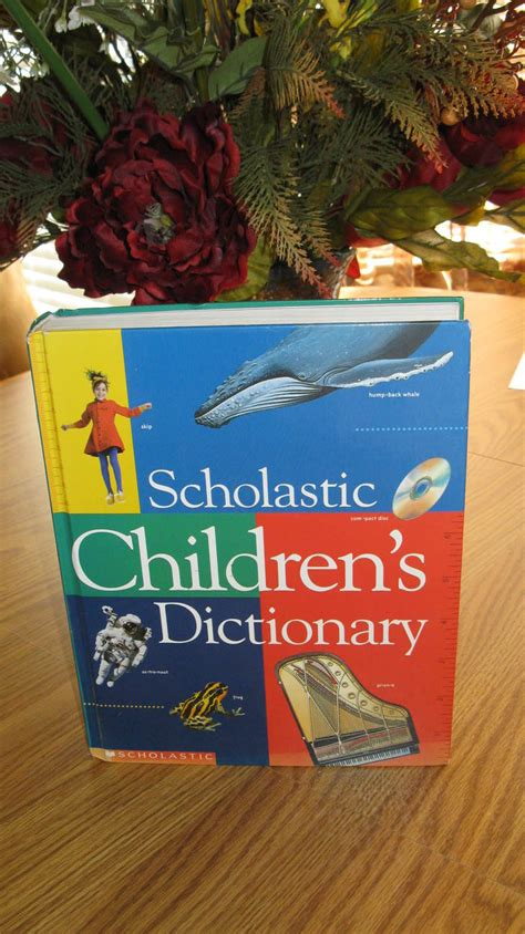 Scholastic Children S Thesaurus scholastic children s dictionary other children