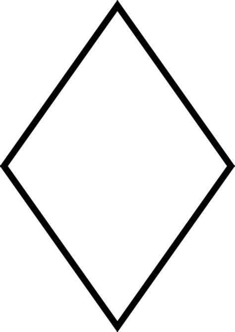 free printable rhombus shapes file rhombus 1 svg wikimedia commons