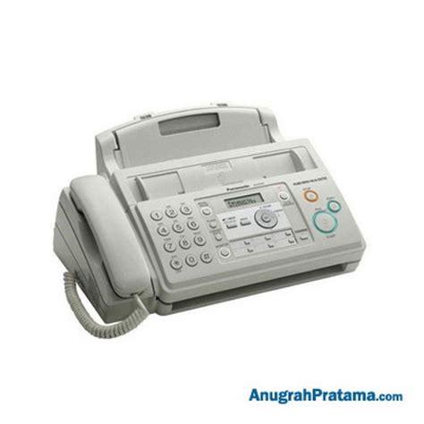 Panasonic Kx Fp 701 Plain Paper Mesin Fax panasonic kx fp 701cx plain paper faximile faximile anugrahpratama