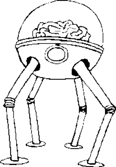Robot Coloring Pages Coloringpagesabc Com Robot Colouring Pages
