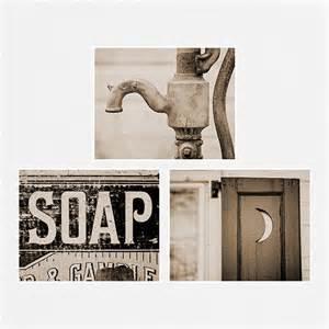 bathroom prints vintage sepia bathroom decor sepia bathroom by