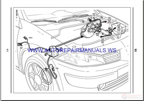 Renault Megane Ii X84 Nt8275 Disk Wiring Diagrams Manual