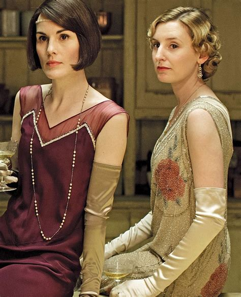 downton abbey how to dine in style without being below maggie smith on the toll of making downton abbey s final