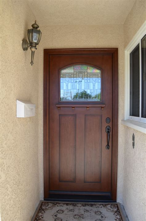 Jeld Wen Custom Fiberglass Exterior Doors 1000 Images About Craftsmen Style Doors On Craftsman Door Models And Mahogany