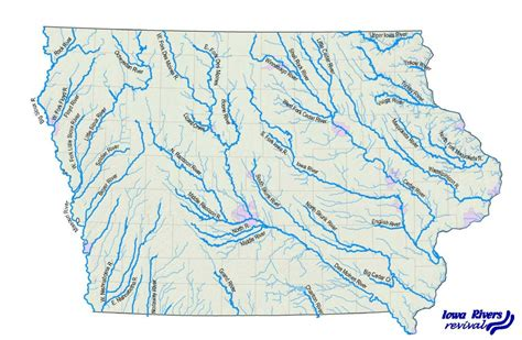 map of iowa rivers map of iowa rivers 28 images iowa facts map and state