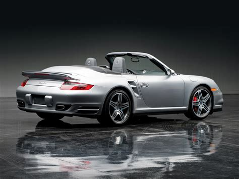 Porsche 997 Turbo Specs by Porsche 911 Turbo Cabriolet 997 Specs Photos 2007