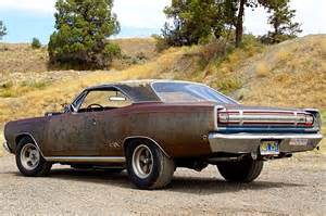 lost 1968 plymouth gtx hemi is finally out of storage