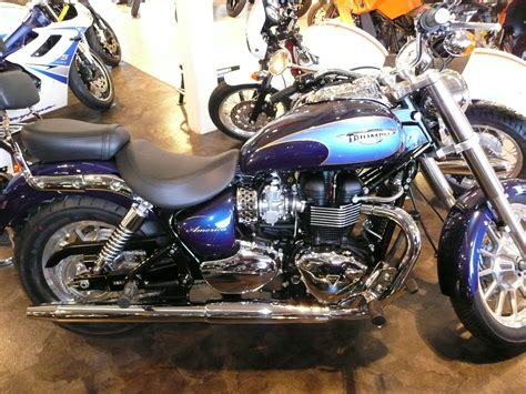 Pages 44213273 New Or Used 2007 Triumph Speedmaster And Other Motorcycles For Sale 4 895 Triumph America 2650320