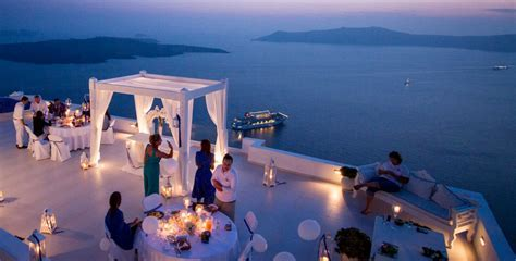 Private Dinner at Dana Villas Wedding Terrace   Divine