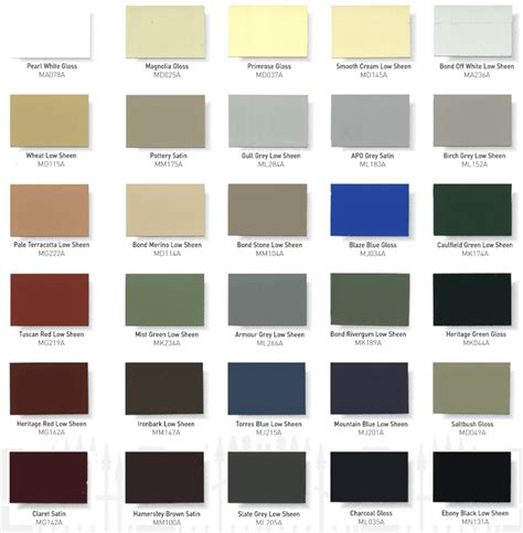 jotun colour chart 25 best ideas about ral color chart