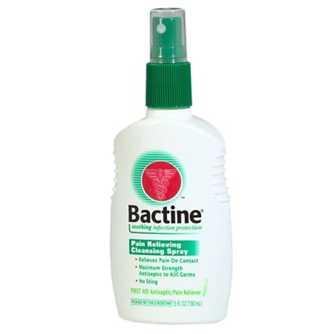 Detox Spray by Bactine Relieving Cleansing Spray Walgreens