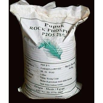 Pupuk Rock Phosphate jual pupuk rock phosphate rp murah oleh trianjani makmur