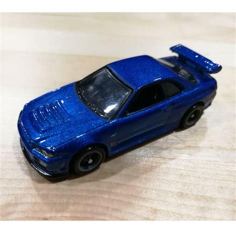 Hotwheels Nissan Skyline Fast And Furious wheels fast furious nissan skyline gtr r34 retro