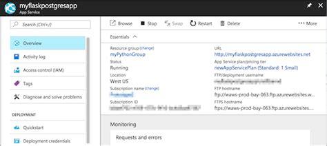 docker tutorial python compilare un app web python docker e postgresql in azure
