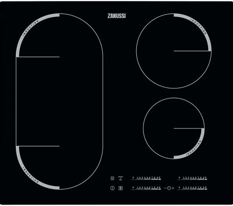 induction hob information buy zanussi zem6740fba electric induction hob black free delivery currys