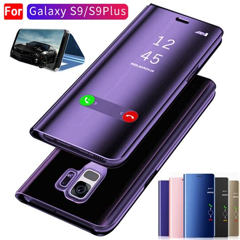 Fuze Anti Samsung Galaxy A7 2017 Silver 360 clear view mirror for samsung galaxy s9 plus shockproof cover skin ebay