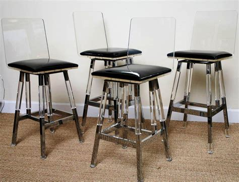 Clear Acrylic Counter Height Stools by Acrylic Bar Stools Counter Height Home Design Acrylic