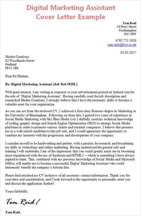 marketing intern cover letter best solutions of sample cover