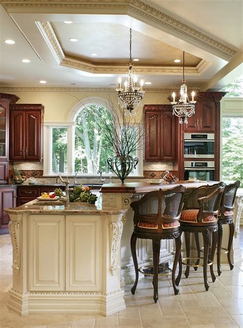 Traditional Kitchen Island Lighting 30 Amazing Chandeliers Ideas For Your Home