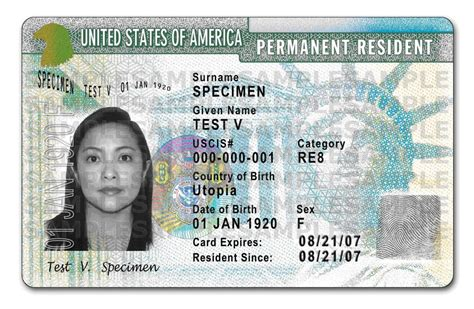 sle of green card immigration officials unveil redesigned green card 89 3 kpcc