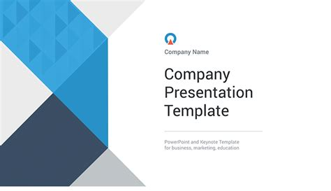 Company Free Powerpoint Presentation Templates Powerpoint Templates Just Free Slides Company Ppt Templates