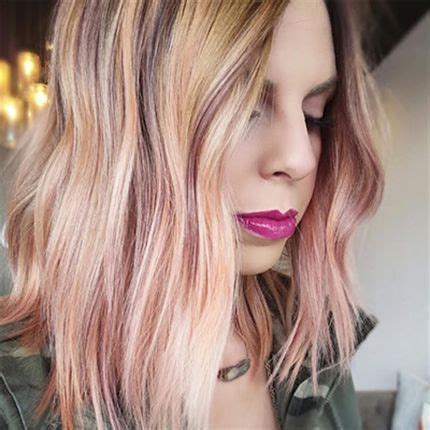 lorenzo brown hair color 6 color formulas that will make you think pink