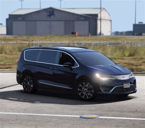 Chrysler Pacifica Mods 2017 Chrysler Pacifica Limited Gta5 Mods