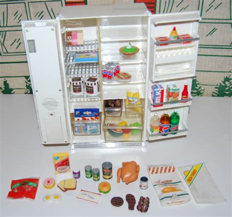 Kitchen Littles by Kitchen Littles Lost Found Vintage Toys