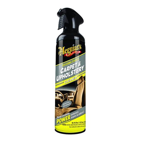 Meguiars Carpet Upholstery Cleaner meguiars 174 g9719 carpet and upholstery cleaner