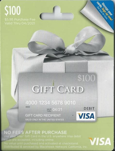 Do I Have To Activate A Visa Gift Card - how long does a visa gift card take to activate papa johns promo codes arizona