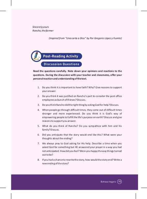 Invitation Letter Kelas Xi bs bahasa inggris sma kelas xi kurikulum 2013