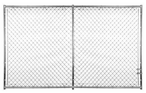 chain link kennel panels 6 x 10 chain link kennel panel