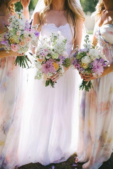 purple  peach wedding colors images  pinterest