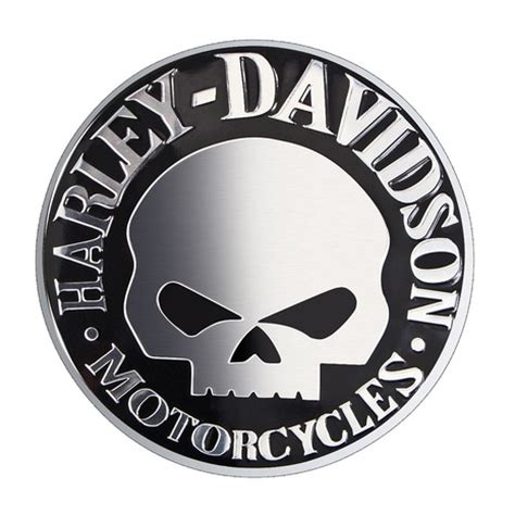 Aufkleber Neu Drucken by Neu Aufkleber 3d Aluminium Emblem Harley Davidson Skull