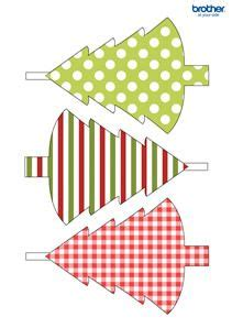 Banner Flag Natal Bunting Flag Merry Murah tree bunting free printables