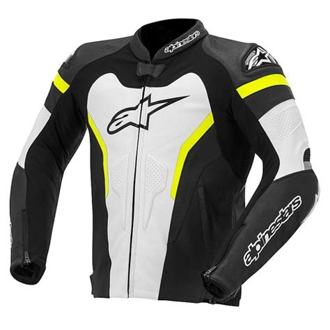 alpinestars gp pro leather jacket deri motosiklet montu