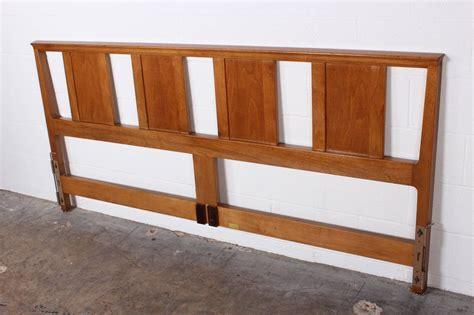 mahogany headboard bleached mahogany headboard by edward wormley for dunbar