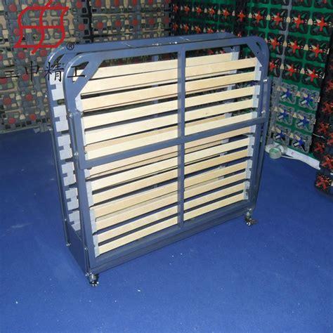 queen size rollaway bed durable metal folding cot double rollaway bed queen size