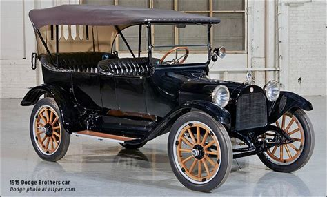 and horace dodge from building the model t to dodge