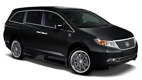 2012 Honda Odyssey Vmi 25Th Anniversary Wheelchair