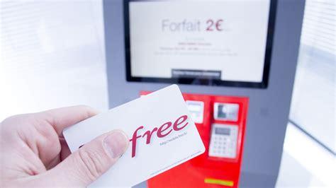 free mobile por pour free mobile pas de distributeurs de carte sim en
