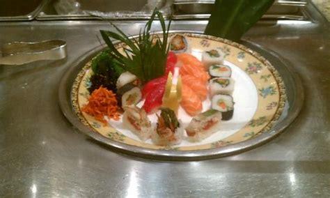 Sushi Area Picture Of The Sushi Area Picture Of The Buffet At Bellagio Las Vegas