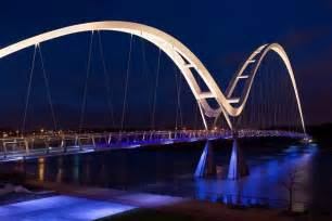 Infinity Bridge Infinity Bridge Stockton On Tees Lighting E