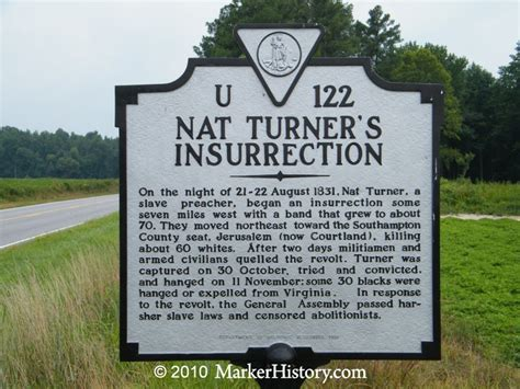 nat turner issues on the front line local national and