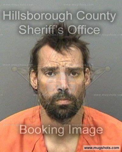 Arrest Records Hillsborough County Jeffrey Derochea Mugshot Jeffrey Derochea
